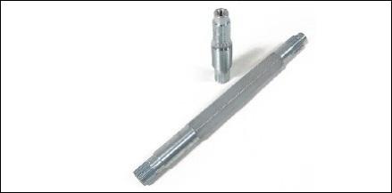 titanium-shafts